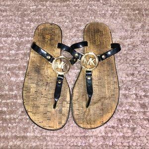 🆕 Michael Kors Cork Slip on Sandal 🤍